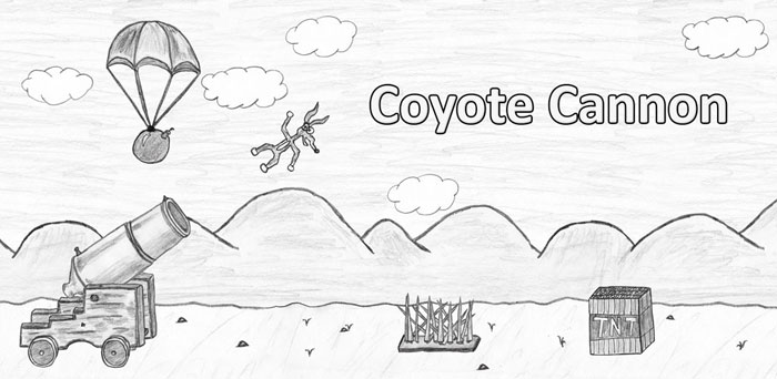 Coyote Cannon Screenshot