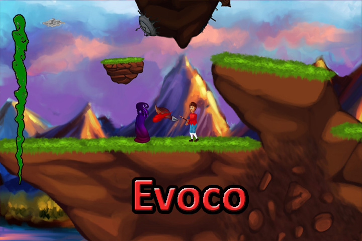 Evoco the game