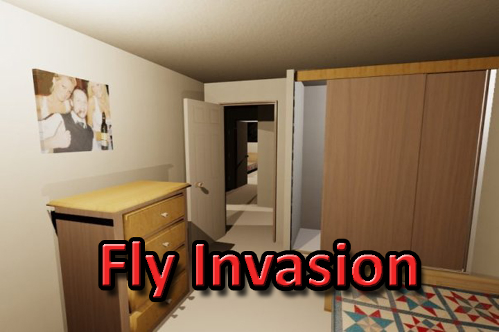 Fly Invasion
